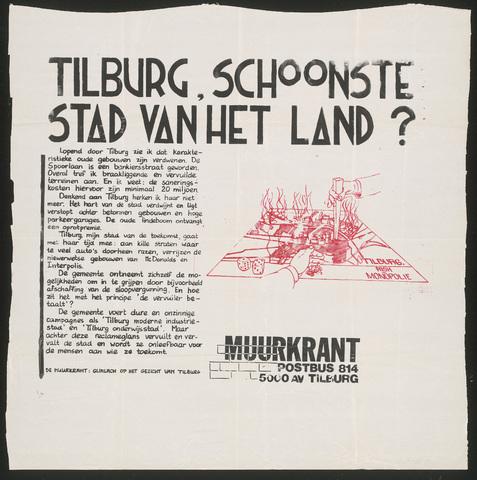 """668_1992_290 - Tilburg schoonste stad van het land?"""""""