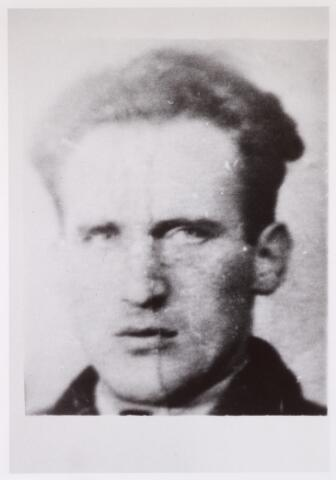 604342 - Tweede Wereldoorlog. Oorlogsslachtoffers. Adrianus J.A. de Beer (1911-1945).