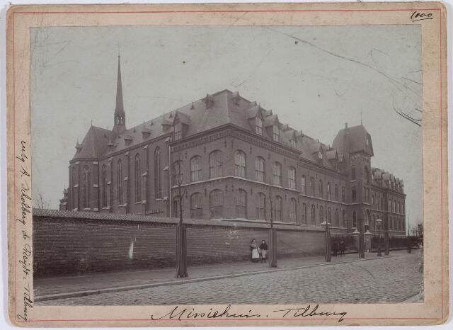 016318 - Kloosters. Missiehuis van de missionarissen van het H. Hart (Rooi Harten).