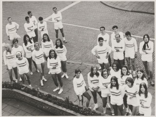 082085 - Volleybal C.S.S. Rijen Alle teams van C.S.S. promoveren