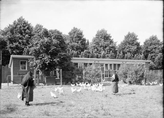 604562 - Trappistinnenabdij O.L.V. van Koningsoord te Berkel-Enschot.