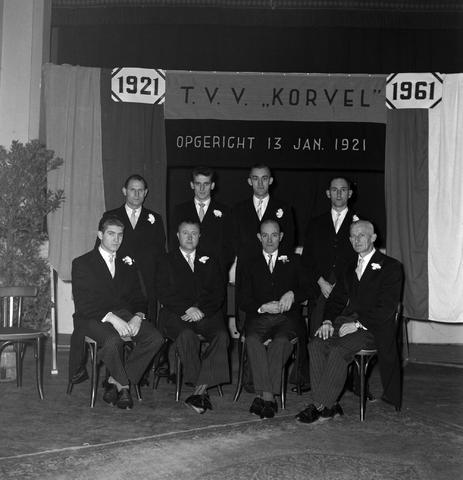 1232_16_163 - 40 jarig bestaan R.K.T.V.V. Korvel