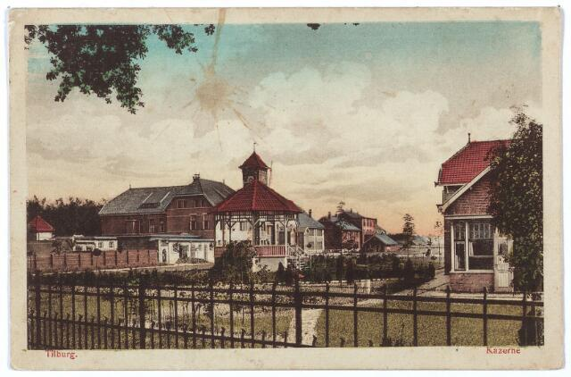 000197 - Generaal Kromhout kazerne aan de Bredaseweg