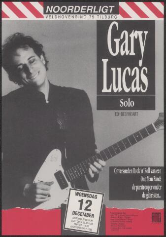 650267 - Noorderligt. Gary Lucas