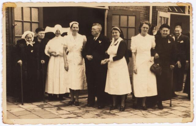 008701 - Ziekentriduum Goirke 12/14 september 1939.