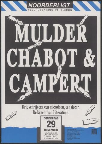 650266 - Noorderligt. Mulder, Chabot en Campert