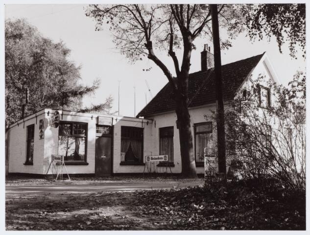 062790 - Horeca. Café Mie Pieters aan de Laag Heukelomseweg 13