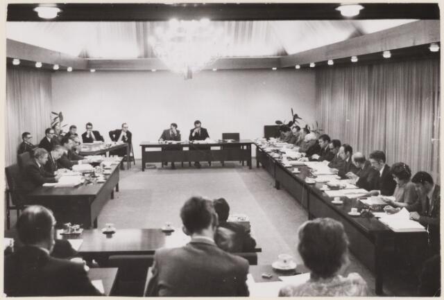 085659 - begrotingsvergadering van de gemeenteraad