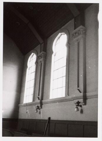 035245 - binnenzijde van de Joodse synagoge aan de Willem IIstraat
