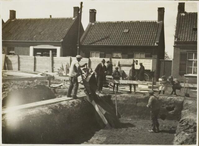 104582 - Energievoorziening. Nieuwbouw Gasfabriek Oosterhout.