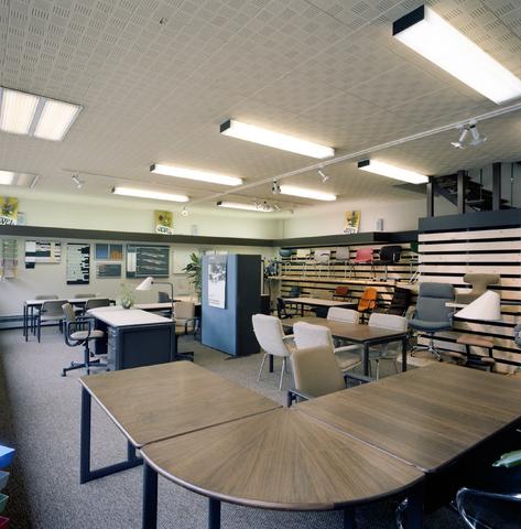D-001950-2 - Jan van Laarhoven, drukkerij-boekbinderij-kantoormeubelen-kantoorboekhandel, Wilhelminapark