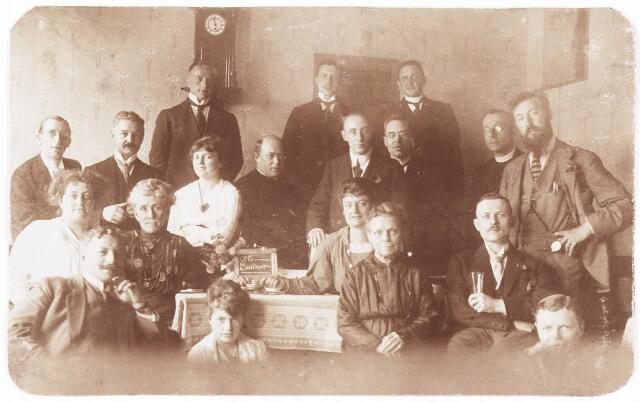 052676 - Vereniging 'Ons Brabant '  Mannaerts, Schoenmakers, Eras, de Beer?