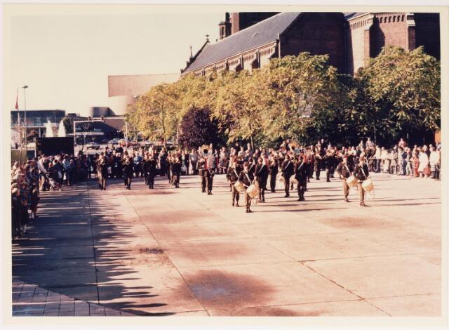 043252 - Muziekcorps Garderegiment Prinses Irene Brigade.