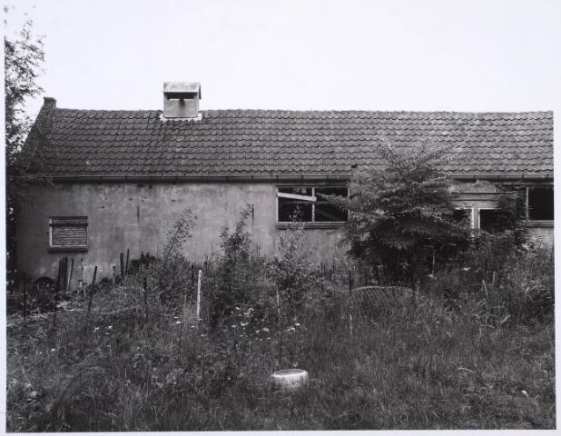 023188 - Duvelhok. Werkcentrum voor beeldende expressie vóór de restauratie