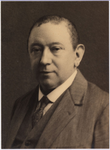 006727 - Petrus Adrianus Burmanje (1871-1932).