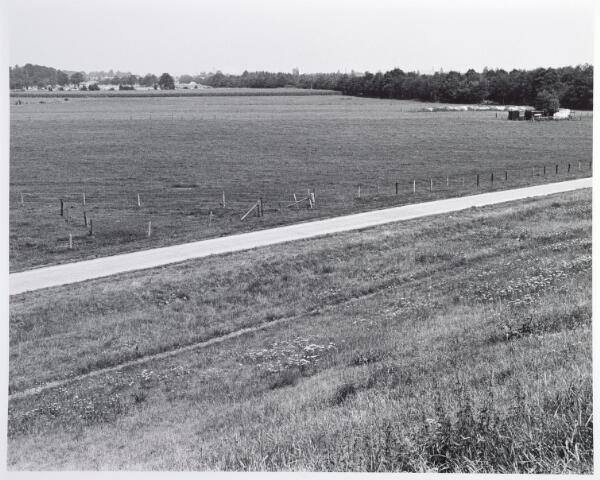 015348 - Landschap. Omgeving van de voormalige spoorlijn Tilburg -  Turnhout, in de volksmond ´Bels lijntje´ genoemd
