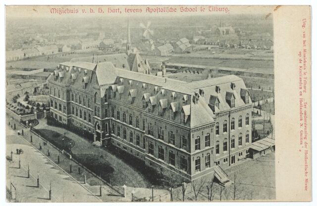 000151 - Missiehuis van de missionarissen van het H. Hart aan de Bredaseweg.