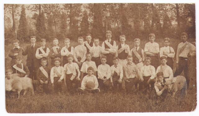 061976 - Sport. Korfbalclub uit 1917