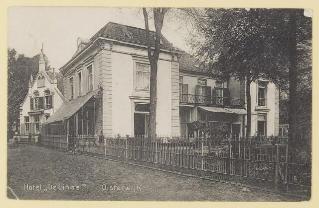 074504 - De Lind. Hotel De Linde te Oisterwijk