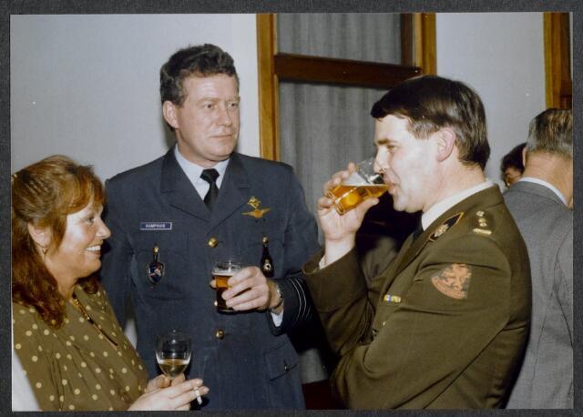 91557 - Album 10. Afscheid Burgemeester van Maasakkers.