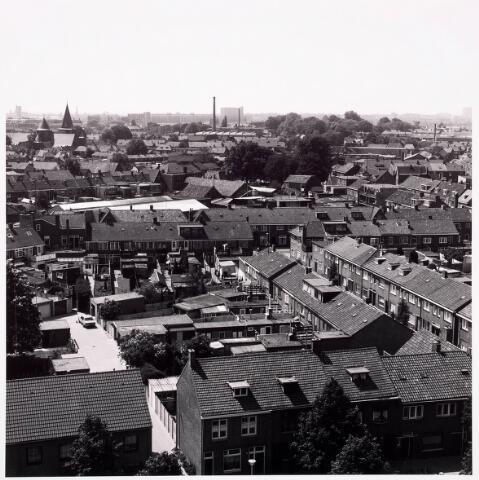 036552 - Panorama van Tilburg vanaf Bejaarden Centrum St. Antonius van Padua