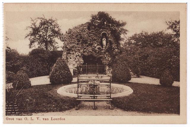 1760_2 - Grot van O.L. Vrouw van Lourdes.