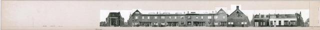 1625_0155 - Fotostrook; straatwand; panden aan de linten en hoofdverbindingswegen in het centrum van de stad; Noord / Korte Tuinstraat 3-35; foto's werden tussen 1976 en 1985 gemaakt. (foto gemaakt in periode 1976-1985)