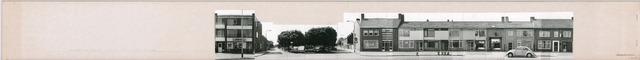 1625_0016 - Fotostrook; straatwand; panden aan de linten en hoofdverbindingswegen in het centrum van de stad; ; foto's werden tussen 1976 en 1985 gemaakt. (foto gemaakt in periode 1976-1985)