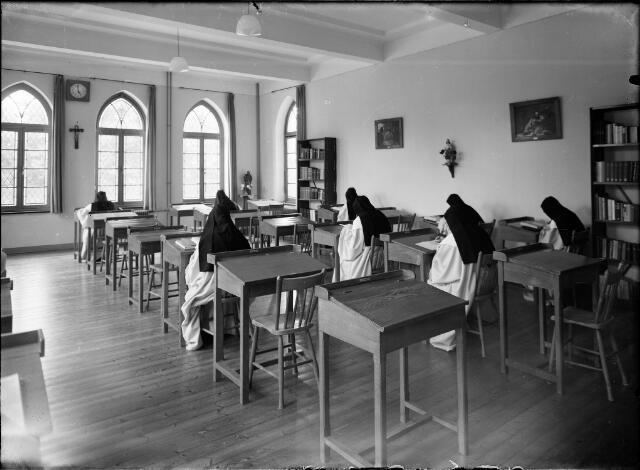604567 - Trappistinnenabdij O.L.V. van Koningsoord te Berkel-Enschot.