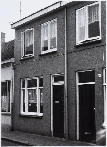 028281 - Voorgevel van het pand aan de Paterstraat 51