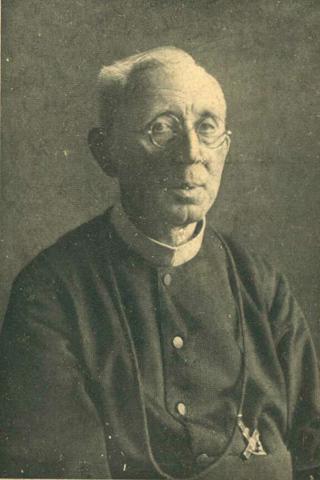 653135 - Fr. M. Chrysologus. Herinnering van Gouden jubelfeest op de Goirlsekweekschool