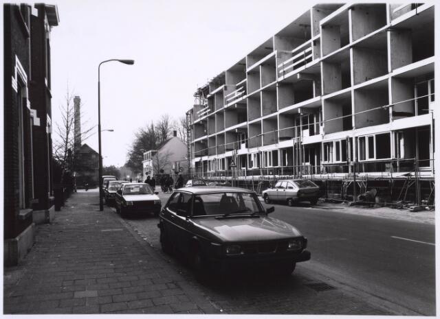023130 - Nieuwbouw in de St. Josephstraat op de plaats van de voormalige wollenstoffenfabriek L. E. van den Bergh