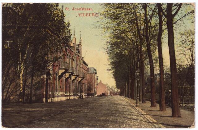 001338 - St. Josephstraat ter hoogte van de Dunantstraat (links)
