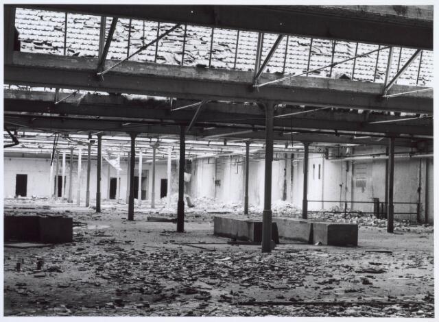 019391 - Interieur van de voormalige wollenstoffenfabriek W ...