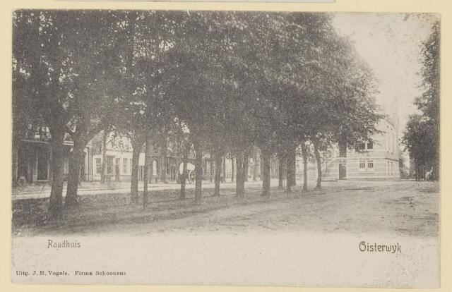 074391 - Trouwlaantje op de Lind te Oisterwijk.