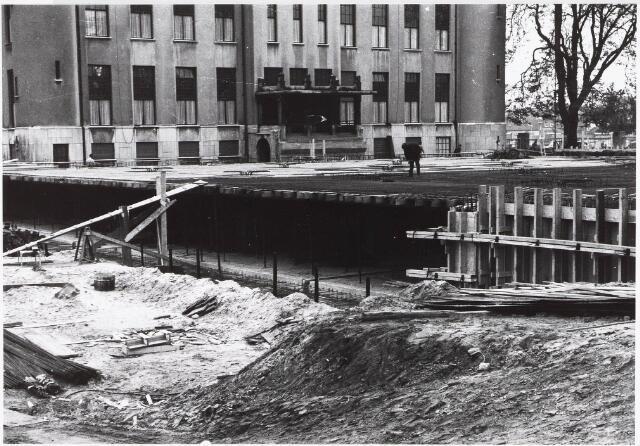 032574 - bouw parkeergarage aan het Stadhuisplein