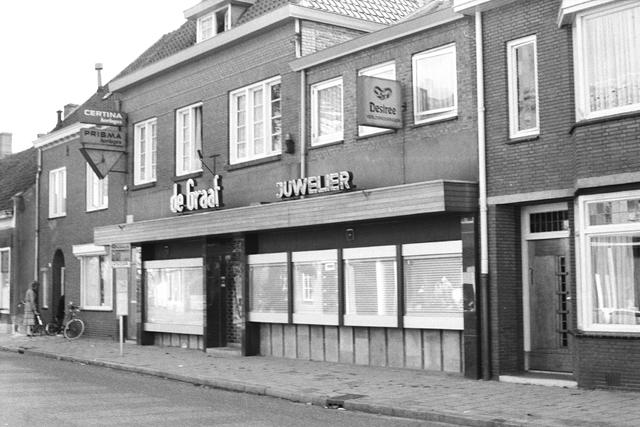 1237_012_925-1_015 - Exterieur winkels Korvelseweg. De Graaf juwelier.