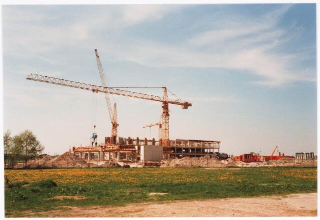 033735 - Aanbouw bedrijf Janssen Formacie aan de Vaartlaan, voorheen Dr. Huub van Doorneweg