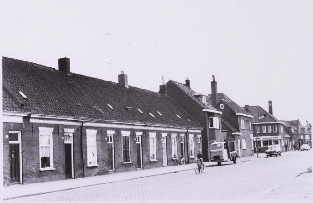 033928 - Overzicht panden aan de Vendeliersstraat 66 tot en met 78 (alle even), voorheen genaamd Stevenzandsestraat