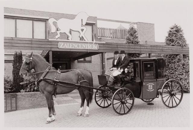 040551 - Café Zalencentrum 'T Wit Paardje, Lijnsheike 8.