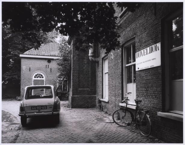 023163 - Duvelhok. Werkcentrum voor beeldende expressie. Citroën Ami met het kenteken 66-RD-65