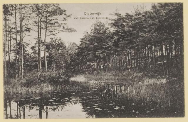 075162 - Serie ansichten over de Oisterwijkse Vennen.  Ven: Van Essenven.