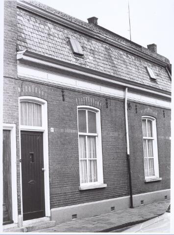 017098 - Pand Capucijnenstraat 69 anno 1971