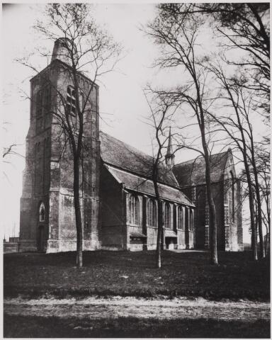 085441 - Dongen. NK Kerk. Vanuit het zuidwesten.