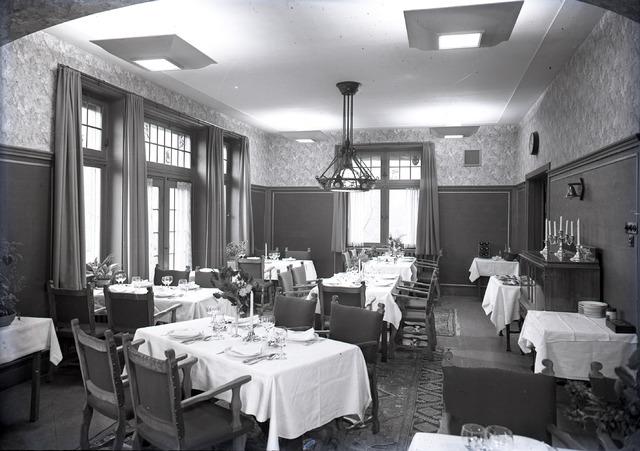654644 - Interieur. Restaurant Bremhorst.