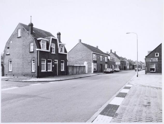 020551 - Hasseltstraat ter hoogte van de kruising met de Weverstraat