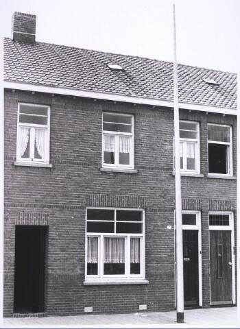 022906 - Pand Jan Heijnsstraat 13 eind september 1962.