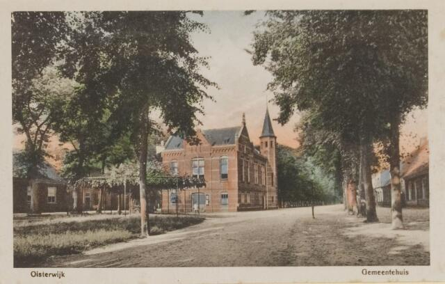 074528 - De Lind. Gemeentehuis