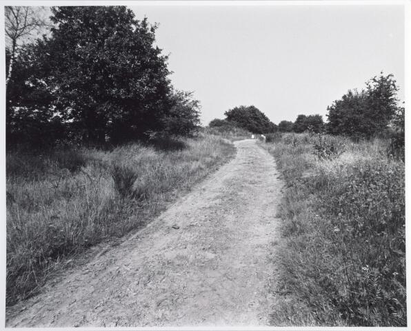 015362 - Landschap. Omgeving van de voormalige spoorlijn Tilburg - Turnhout, in de volksmond ´Bels lijntje´ genoemd