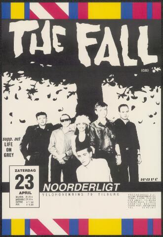650241 - Noorderligt. The Fall. Support act : Life on Grey